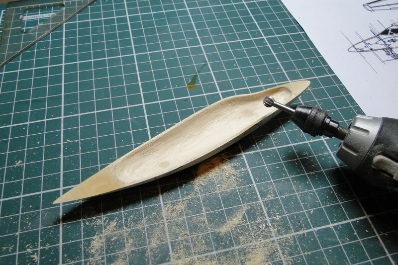 EMB 121 XINGU Scratch - 1:72 Xingu_72_28