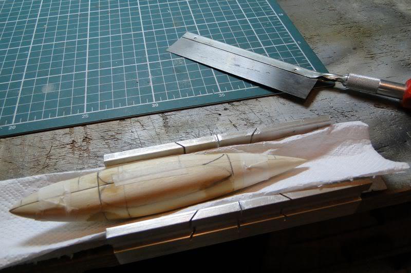 EMB 121 XINGU Scratch - 1:72 Xingu_72_38