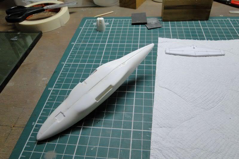 EMB 121 XINGU Scratch - 1:72 Xingu_72_74