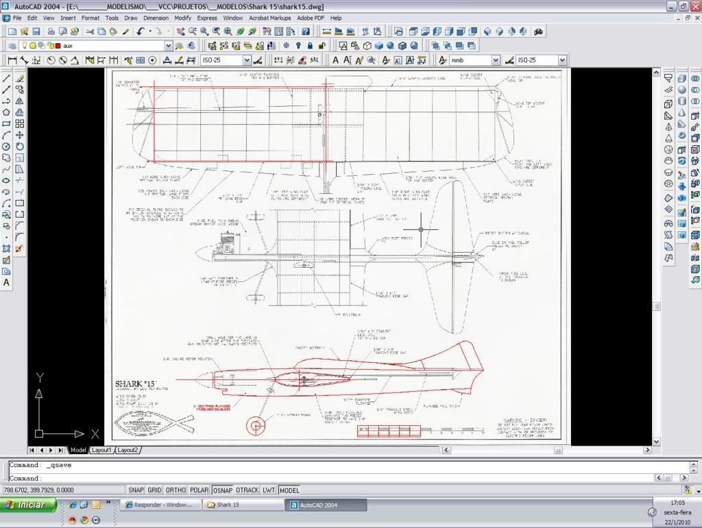 Planta do Shark 15 em PDF Shark09