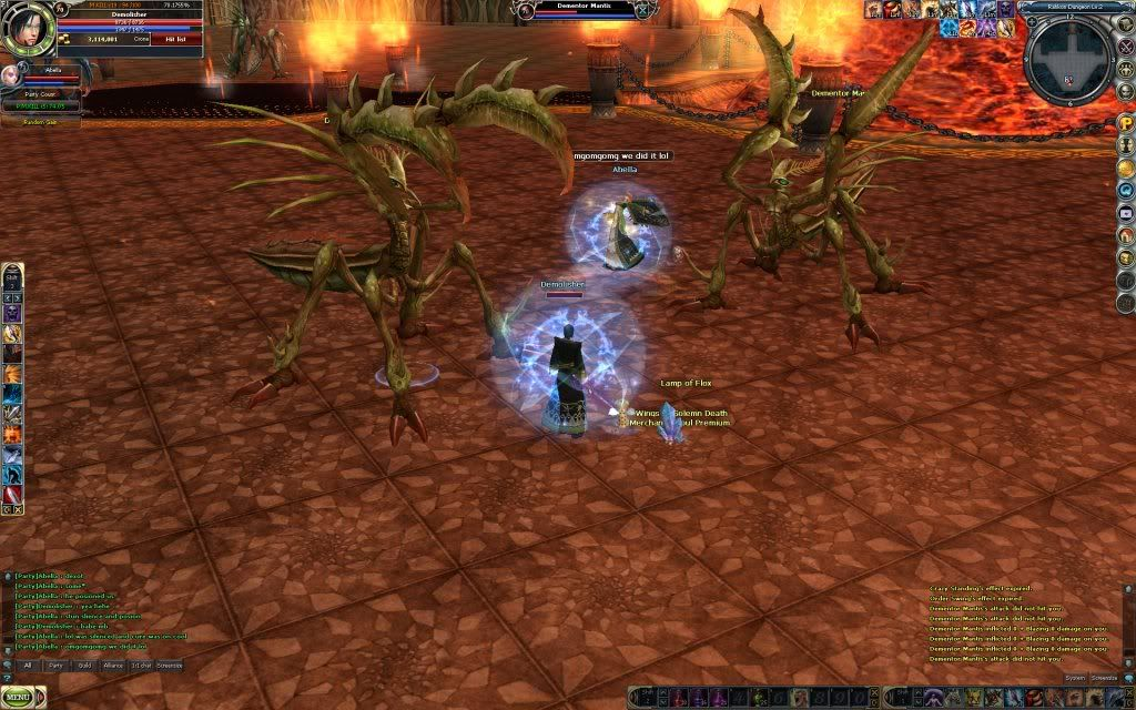 Abella and IBoss hunting O.o Rohan0320100326299