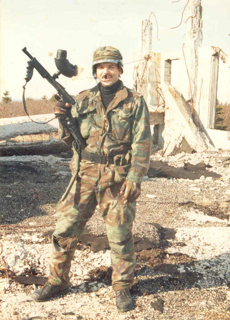 Very old paintball pics from Newfoundland - Blackdog MePaintball