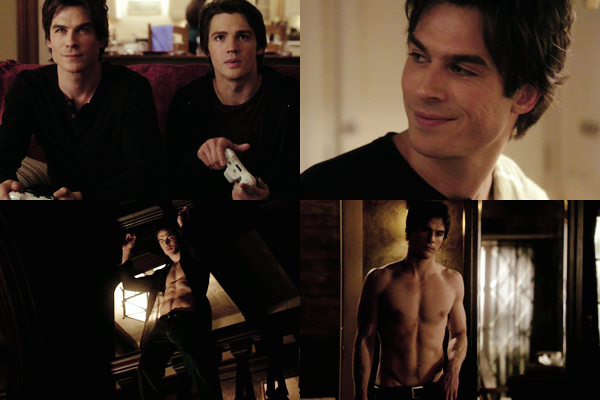 [Discutindo a Personagem]: Damon 05-7