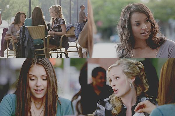 [Discutindo a Personagem]: Caroline e Bonnie 13-7