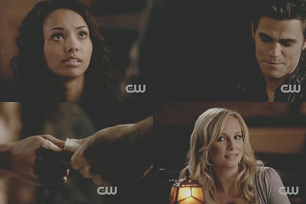 [Discutindo a Personagem]: Caroline e Bonnie 24-4