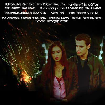 { ... Vampire Diaries ... } Atras1x01