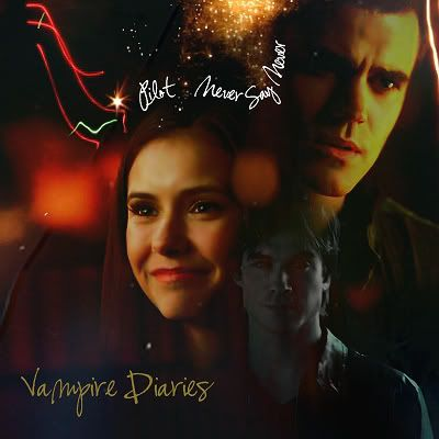 { ... Vampire Diaries ... } Capa1x01