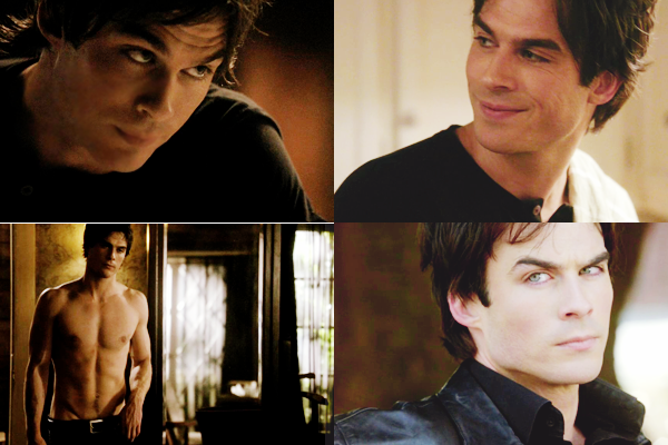 [Discutindo a Personagem]: Damon Damon