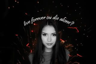 { ... Vampire Diaries ... } Elena-1