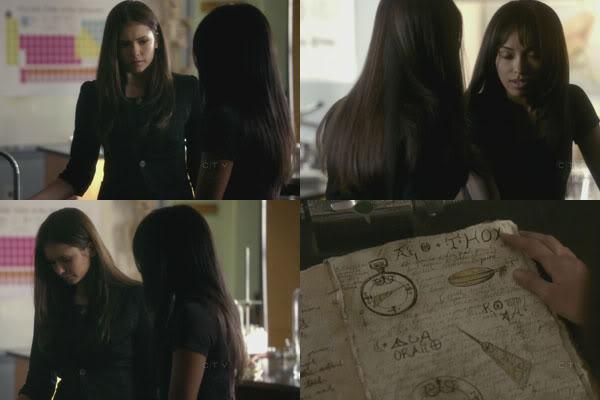 [Discutindo a Personagem]: Caroline e Bonnie 16