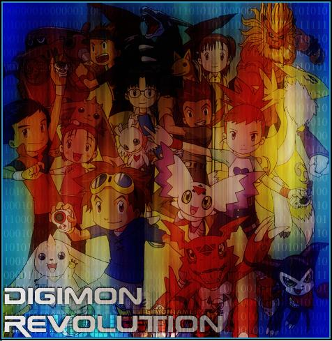 Digimon Revolution Digimonrevolutionbanner