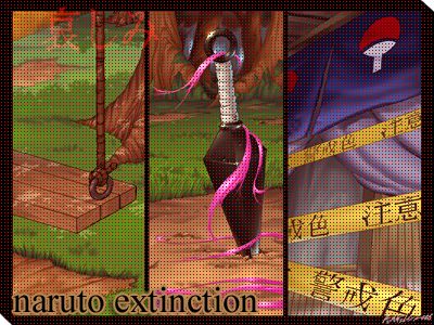 Naruto Extinction New and improved  Nead