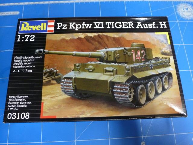 Tigre I Ausf H P1010021