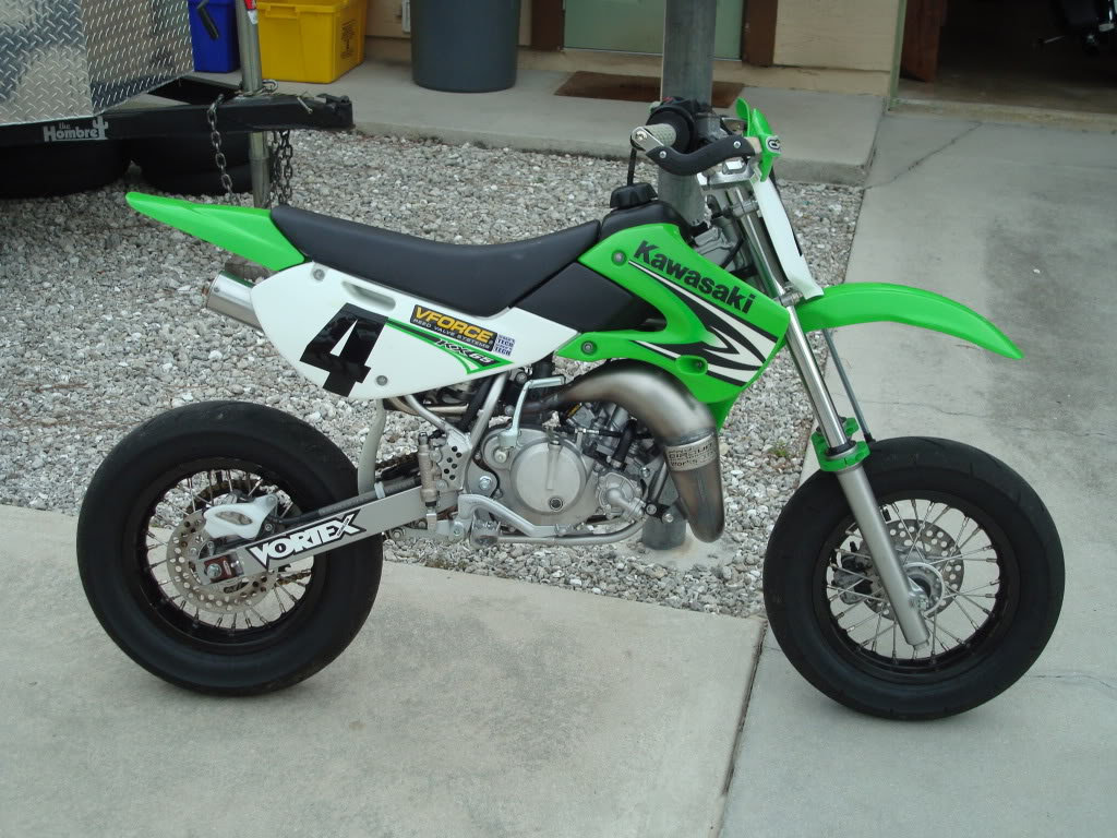 2008 kx65 back up for sale $2200 Moterd