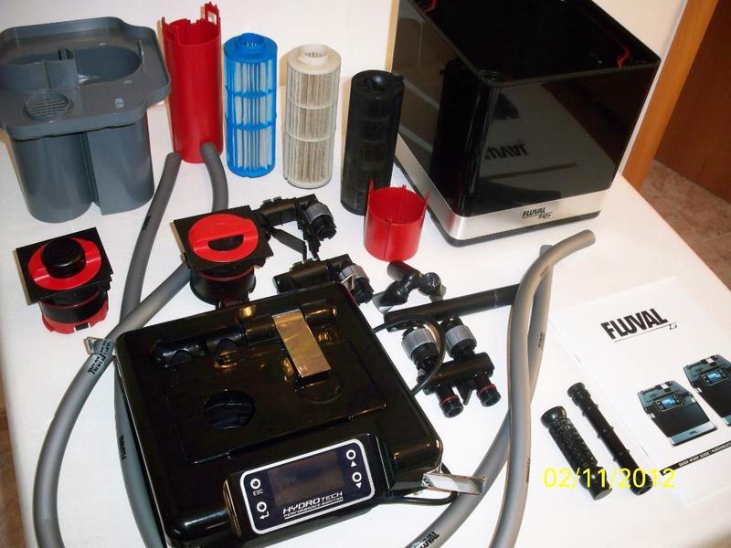 Le filtre FLUVAL G6 par Hagen 100_7522