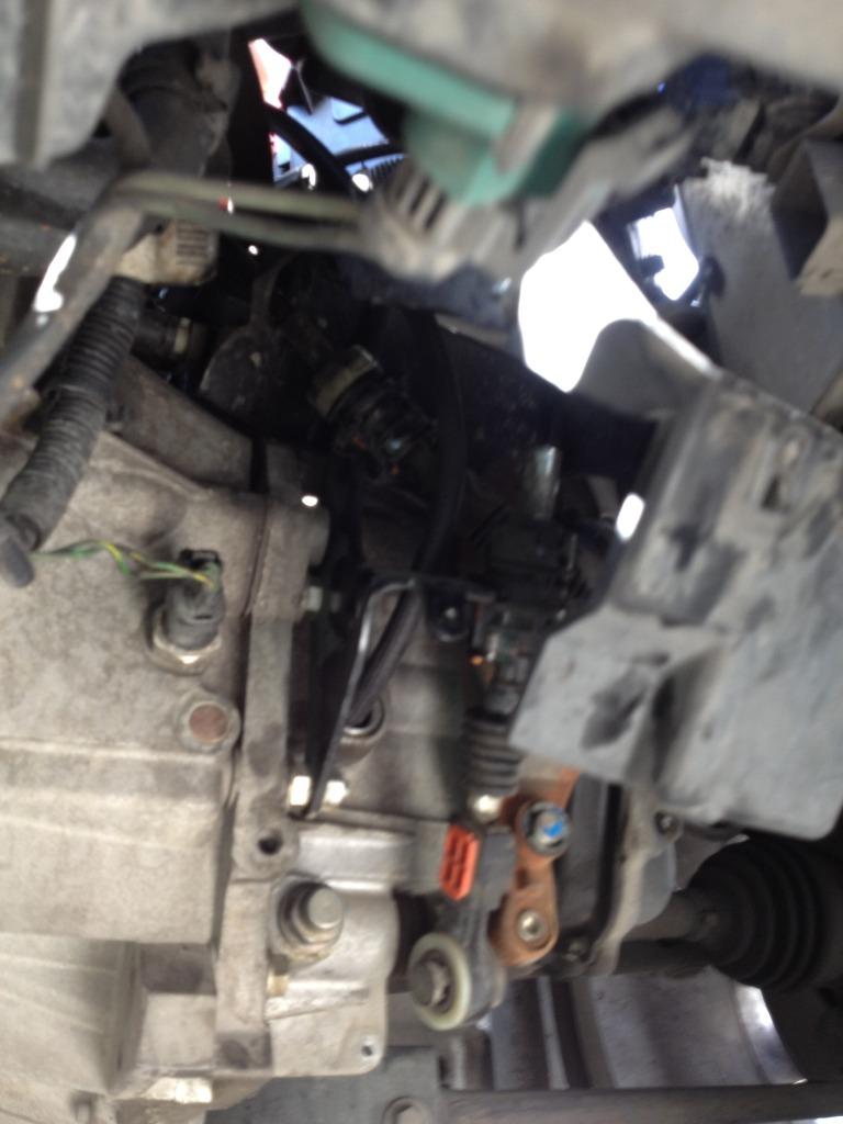 [TUTORIAL] Cambio aceite caja de cambios 022