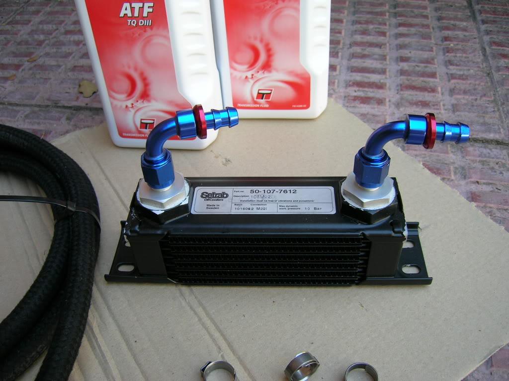 [TUTORIAL] Montaje radiador direccion asistida DSCN2831