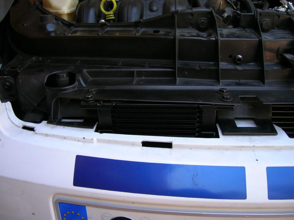 [TUTORIAL] Montaje radiador direccion asistida DSCN2840