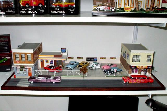 Garagem e Dioramas do Jorge Diorama2