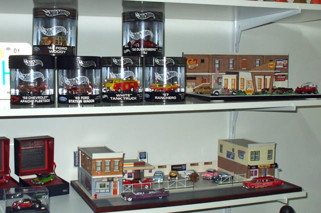 Garagem e Dioramas do Jorge Diorama3