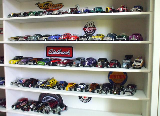 Garagem e Dioramas do Jorge Estante0
