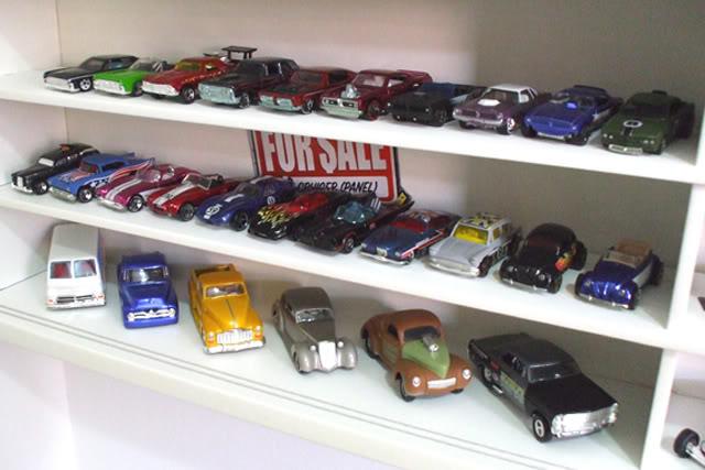 Garagem e Dioramas do Jorge Estante9
