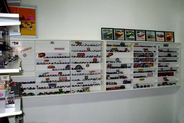 Garagem e Dioramas do Jorge Geral