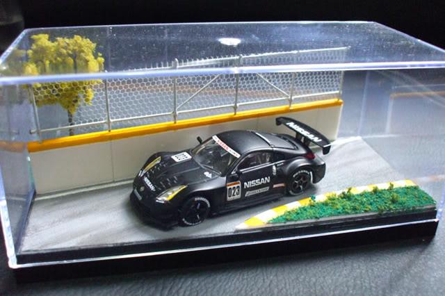 Garagem e Dioramas do Jorge Nissan