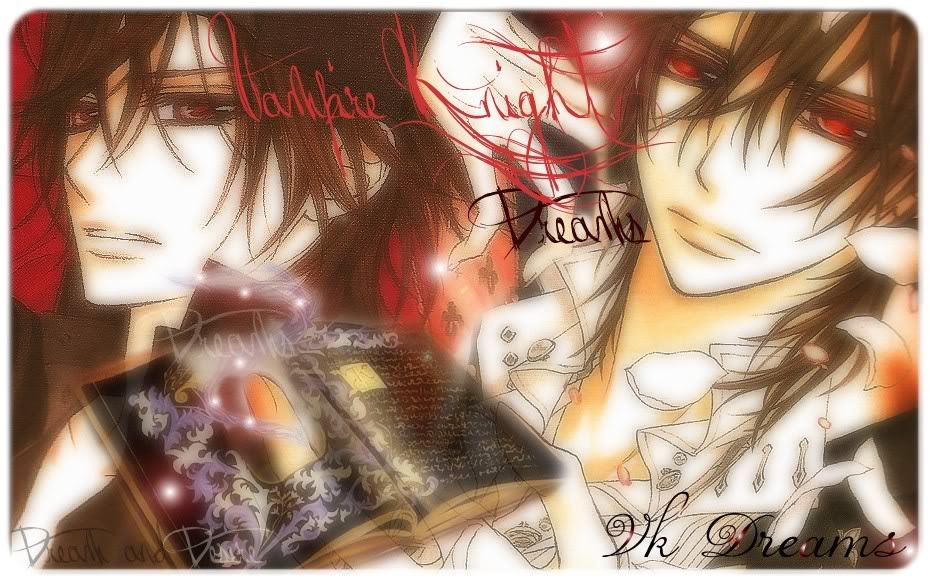 Vampire Knight Dreams
