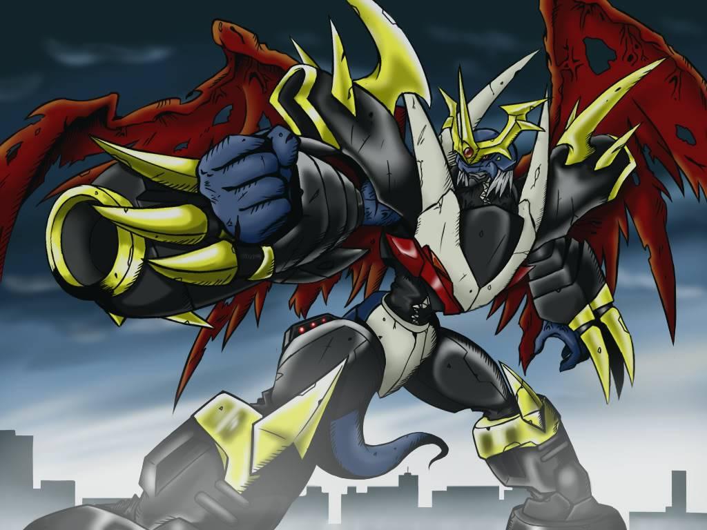 ¡Imágenes de Digimon! Imperialdramon