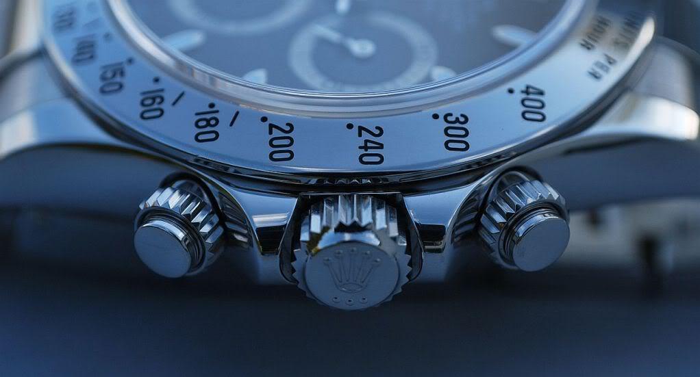 Les avantages de la crise économique Rolexdaytona116520e