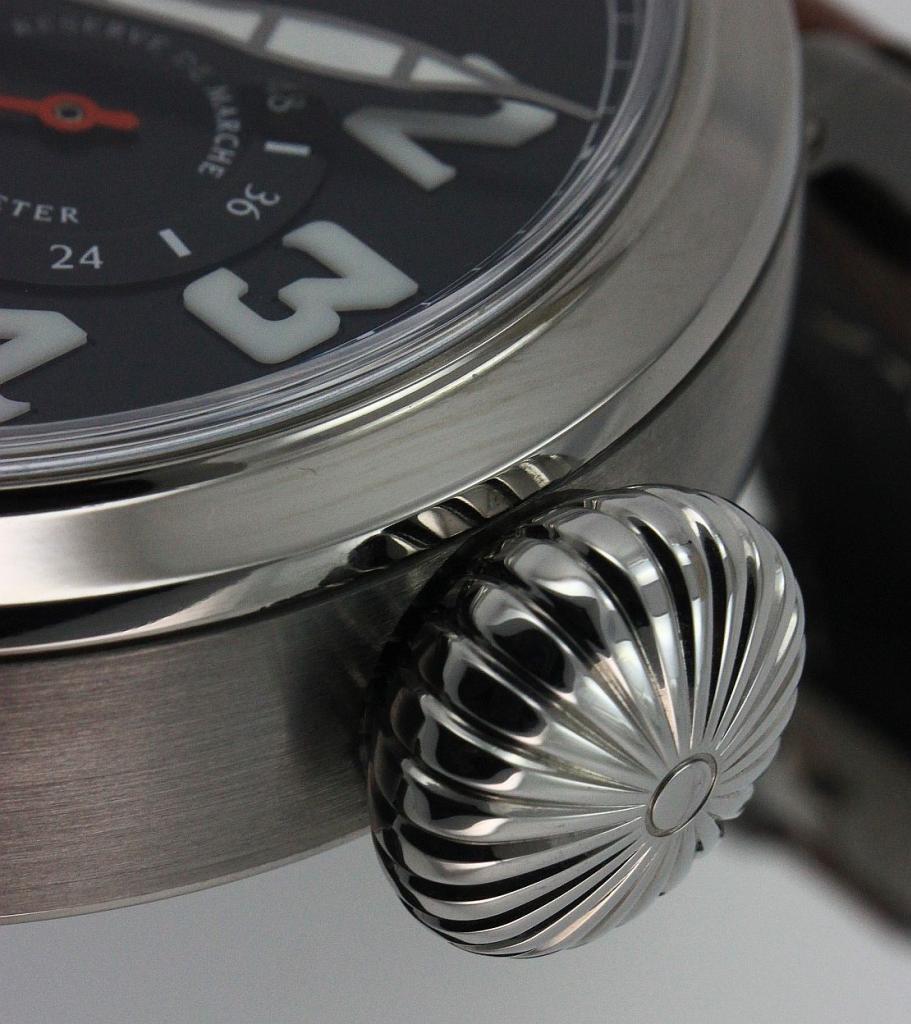 Ma petite, euh Grande, dernière : la Type 20 bracelet de Zenith   - Page 3 Zenithtype20movement11