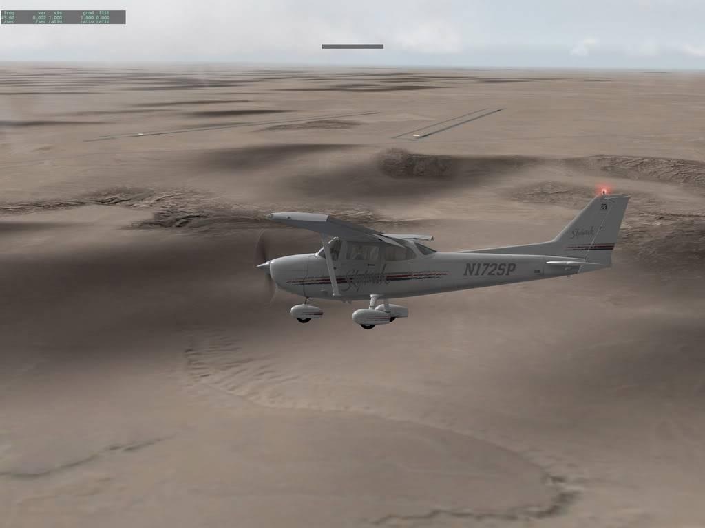 [APA] DAOF-GMML // APA039 // APA-SKP // Cessna C-172 - Transporte ONG  Screenshot_23
