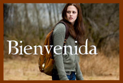 Twilight: The Sweetest Thing Bienvenida