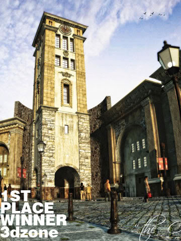 Competition #4: CG Pinoy First Exterior Rendering Competition Winners Announced - Page 4 1st3dzone-1