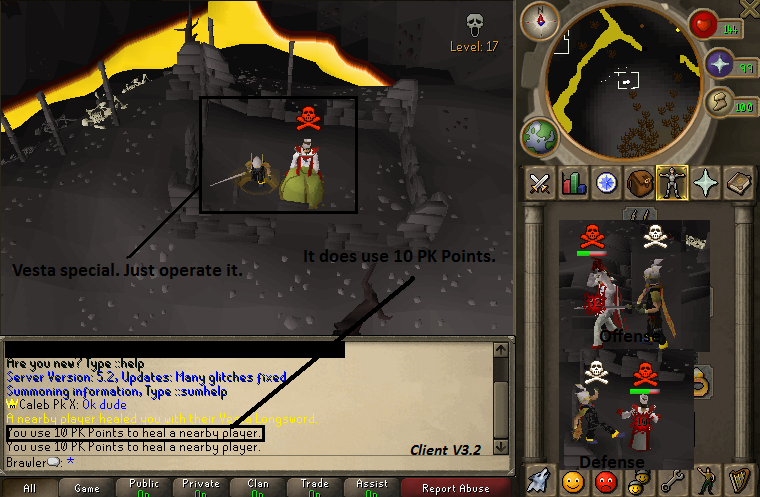 Scape 513 newest client with source Vestasword