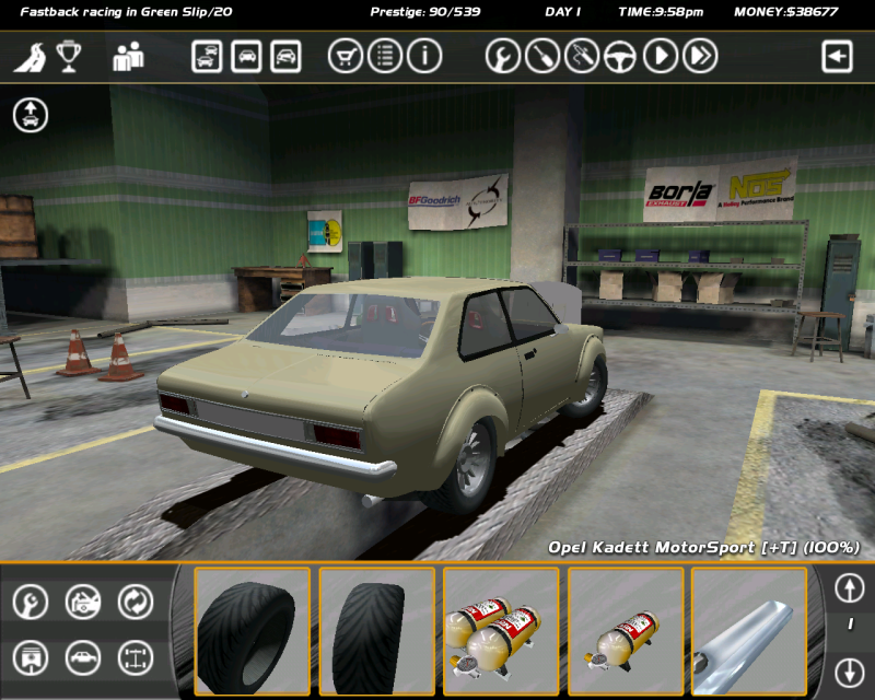 Opel Kadett C / Chevrolet Chevette (tubarão) - MWM works! ;) Chevas