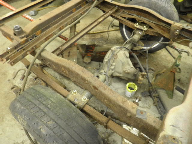 Making Ugly Cool Again! 53 Dodge Build PC144045