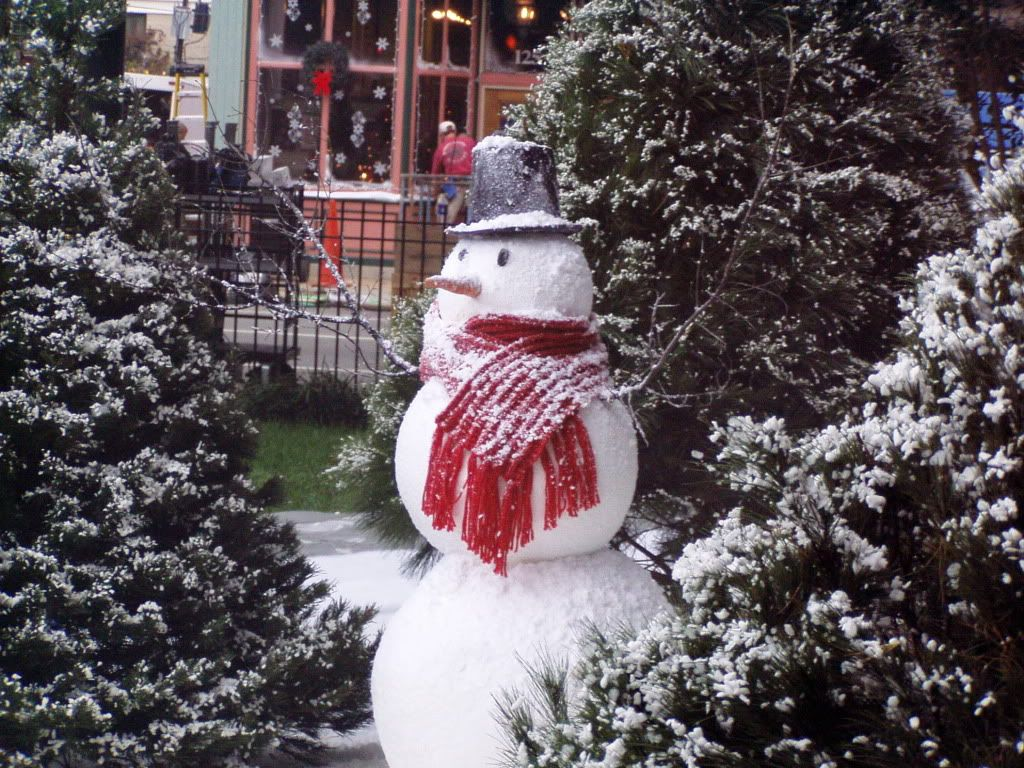 snowman photo: Snowman lotteryrichardpetty018.jpg