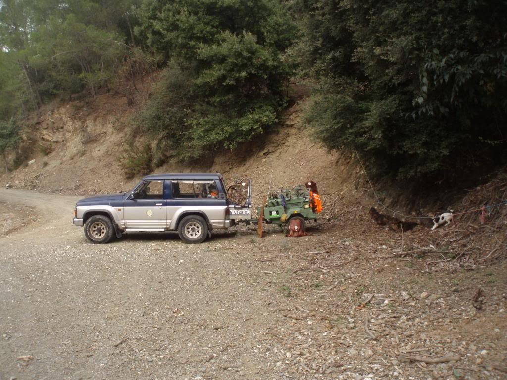 Material y equipo de rastreo P9300103