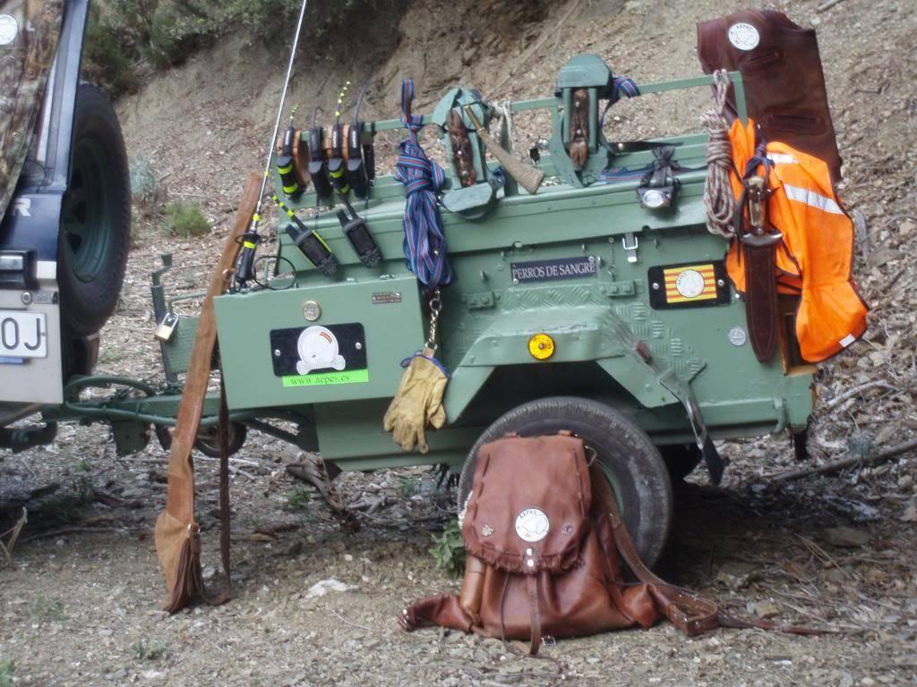 Material y equipo de rastreo P9300108