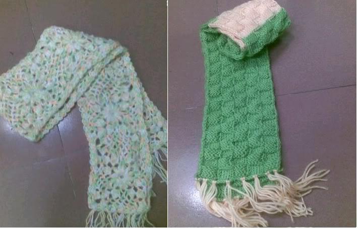 thời trang len tự tạo Bn