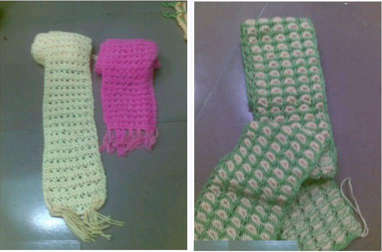 thời trang len tự tạo Hj
