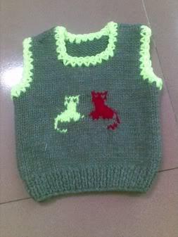 thời trang len tự tạo Hjuh