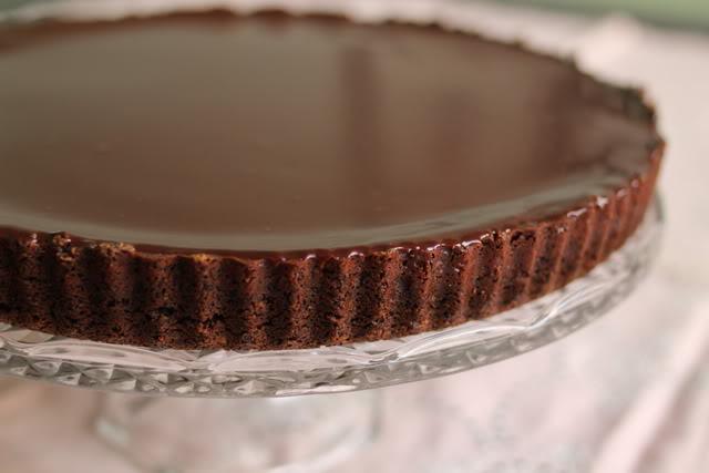 Fine Chocolate Tart Chocolate-Tart-022