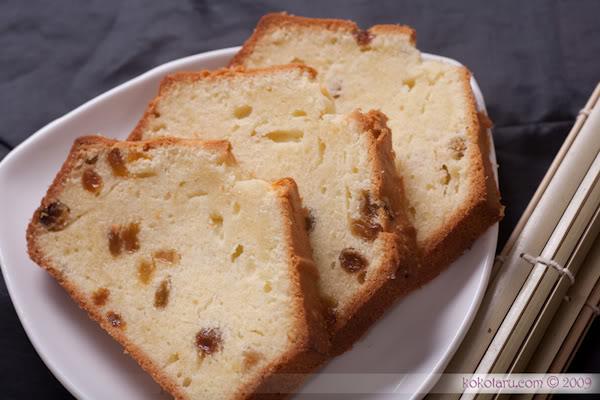 [Châu Âu - European][Recipe] Bánh pound cake nho khô IMG_2960