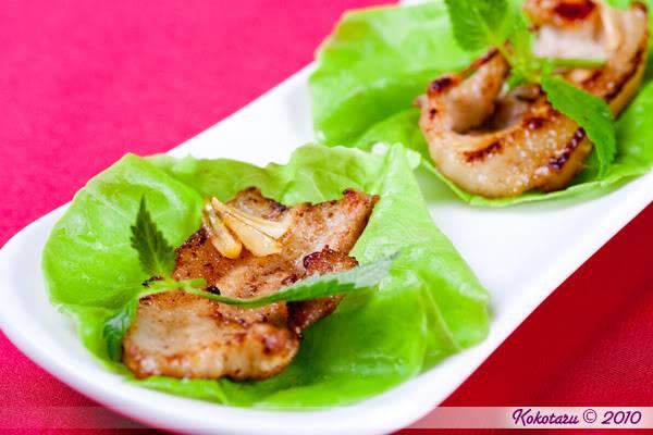 Thịt ba chỉ rán kiểu Hàn Quốc Ba20chi202