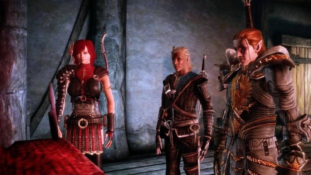 Dragon Age Ovo