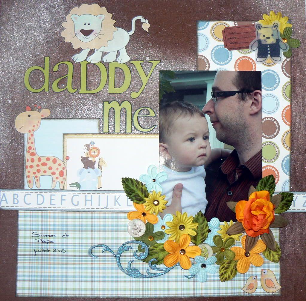 30 août - Daddy and me Daddyandme