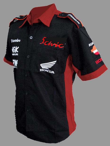 Nueva Camisa 5thcivic Camisa